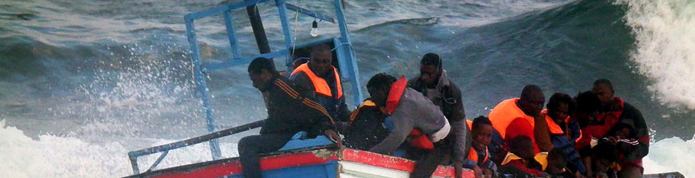 APTOPIX Italy Migrants