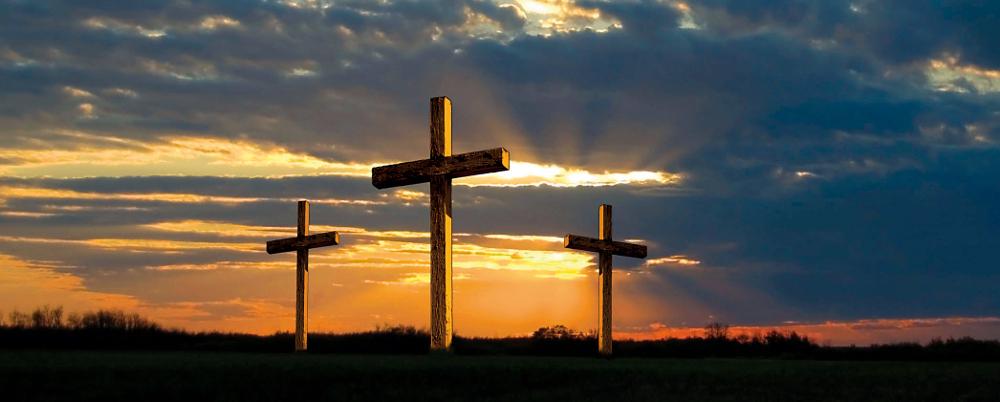 Croce Luce Orizzonte