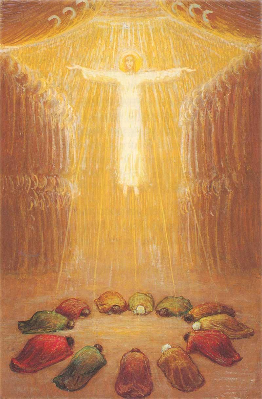 Domenica dell 39 ascensione anno a aneliti blog di for Vangelo del giorno ambrosiano