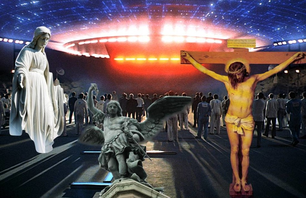 visionari veggenti falsi profeti new age